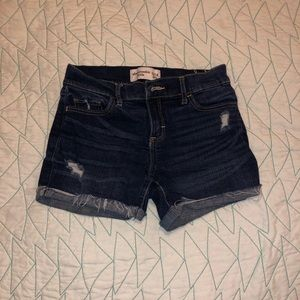 Abercrombie jeans shorts